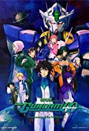 Mobile Suit Gundam 00: A Wakening of the Trailblazer Poster