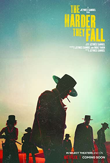 The Harder They Fall (2021) DVDScr English Full Movie Watch Online Free