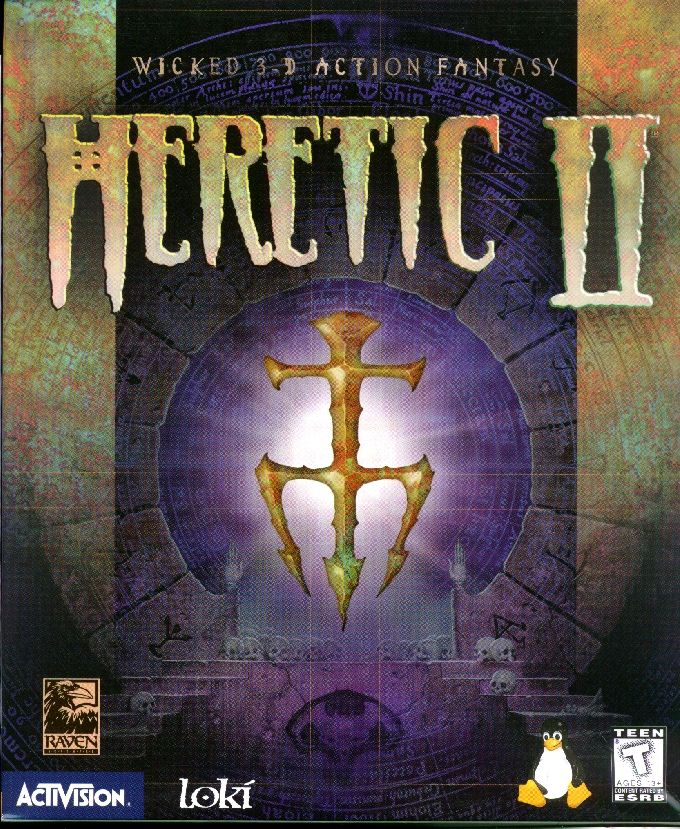 Heretic II (Video Game 1998) - IMDb