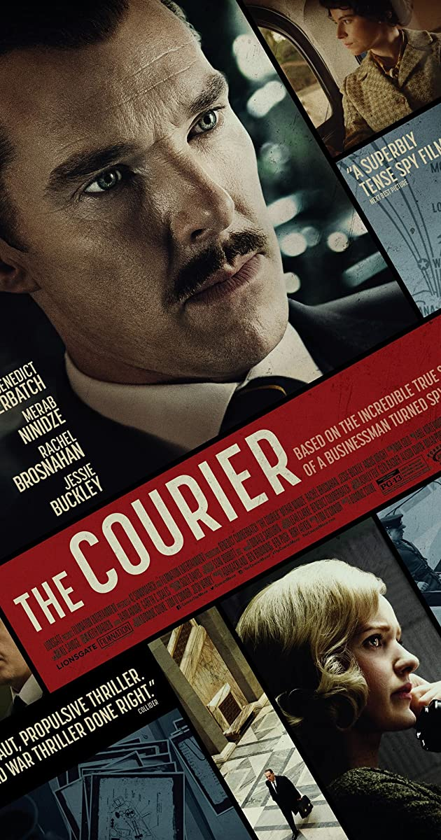 The Courier (2020) Tamil Dubbed (Voice Over) & English [Dual Audio] HDCAM 720p [1XBET]