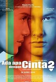 Watch Movie Ada Apa Dengan Cinta? 2 (2016)