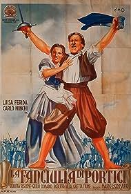 Luisa Ferida and Carlo Ninchi in La fanciulla di Portici (1940)