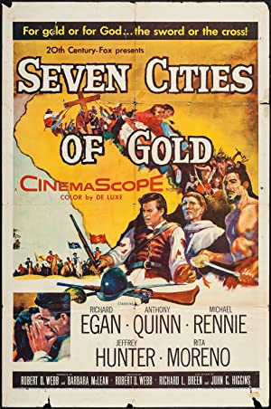 Where to stream Seven Cities of Gold