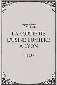 La sortie de l'usine Lumière à Lyon (1895)