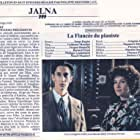 Grégoire Colin and Florence Pernel in Jalna (1994)