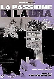 La passione di Laura Poster