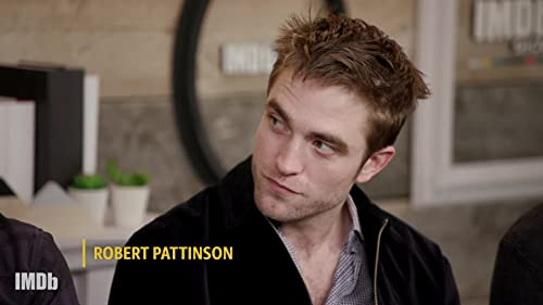 Robert Pattinson, Mia Wasikowska Love Working With Innovative Directors