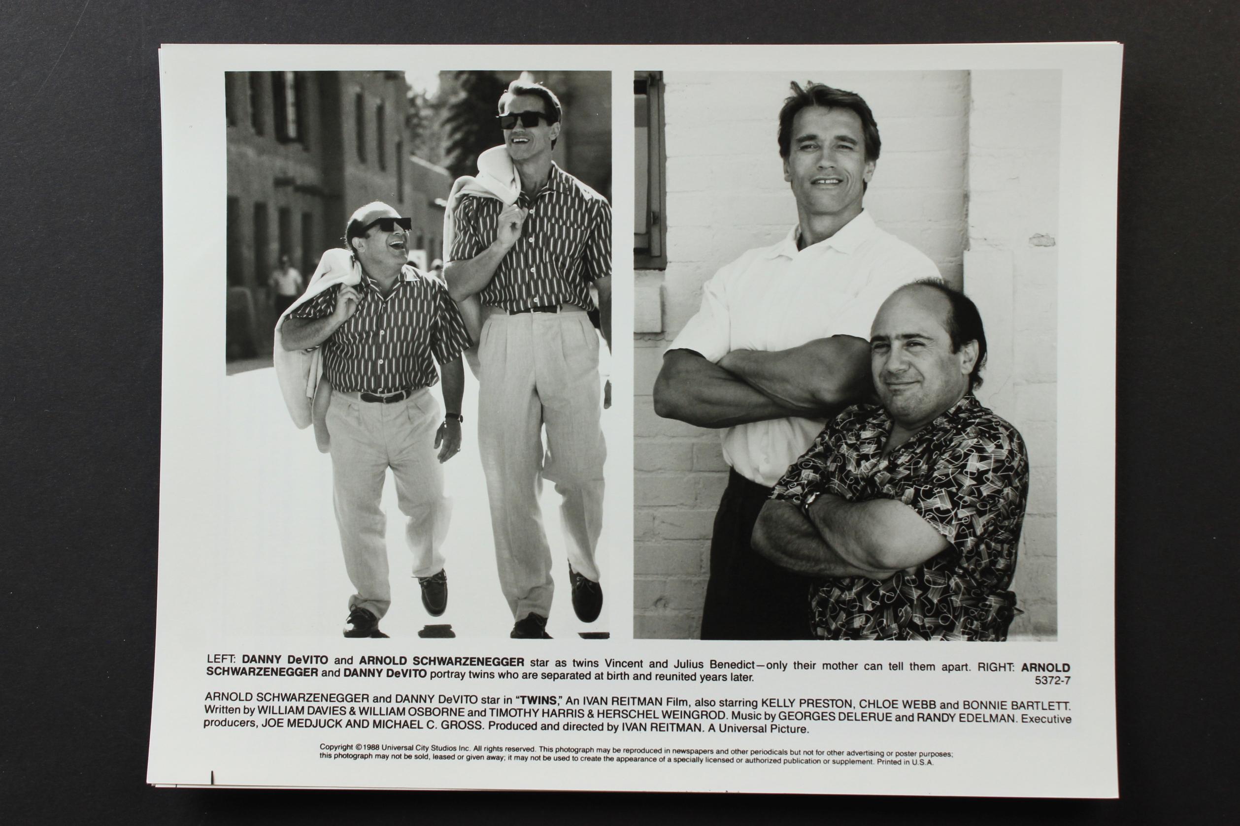 Twins 1988 Photo Gallery Imdb