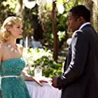 Jaime King and Cress Williams in Hart of Dixie (2011)
