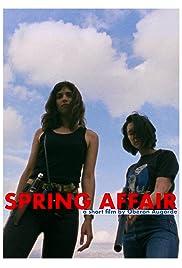 Spring Affair Poster