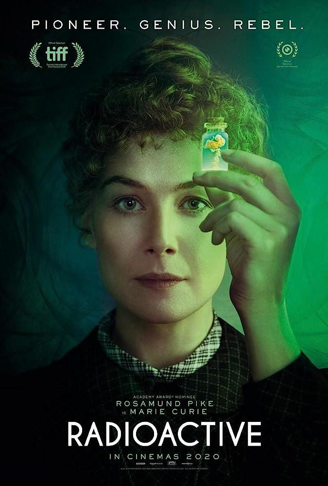 Rosamund Pike in Radioactive (2019)