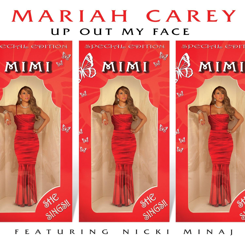 Mariah Carey Feat Nicki Minaj Up Out My Face Video 2010 Imdb