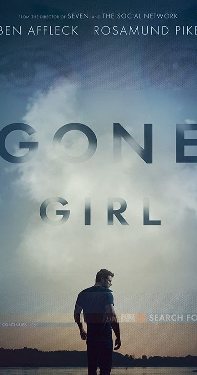 Dingusi / Gone Girl (2014)