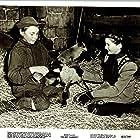 Margaret O'Brien and Brian Roper in The Secret Garden (1949)