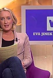 Eva Jinek op zondag Poster
