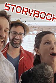 Peter Story, Megan O'Neil, and Jeff Galfer in Cooking with Joe!!! (2017)
