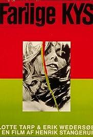 Farlige kys Poster