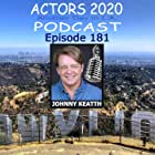 Johnny Keatth, Chantal Bourgoin, and Amy Slattery in Actors 2020 Podcast (2019)