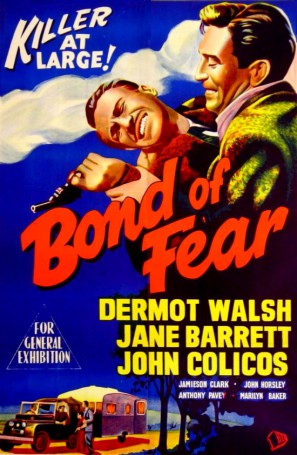 Where to stream Bond of Fear