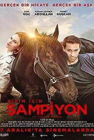 Farah Zeynep Abdullah and Ekin Koç in Bizim Için Sampiyon (2018)