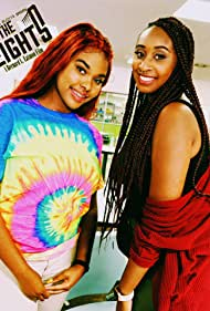 Alexis Amora and Jassy Marie in The Heights a Perfect Reunion (2020)