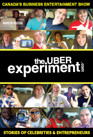The Uber Experiment Poster