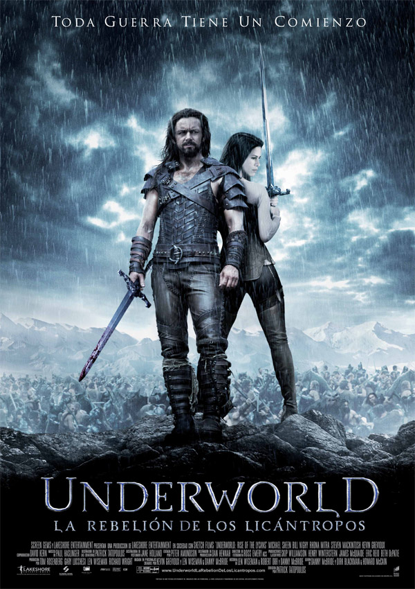 Underworld Rise of the Lycans 2009 Hindi Dual Audio 330MB BluRay Download