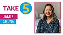Take 5 With Jamie Chung