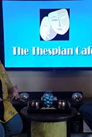 Mike Breyer and Lynne Newton in The Thespian Cafe (2018)