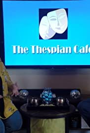 The Thespian Cafe Poster