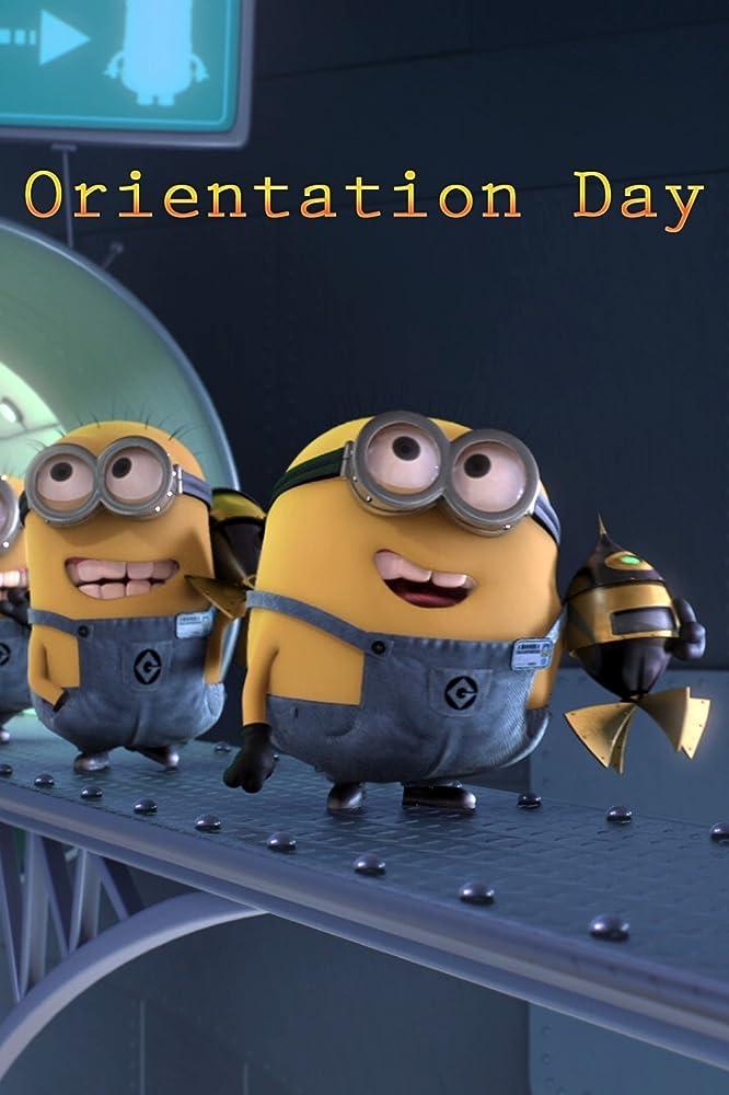 Orientacijos diena (2010) online