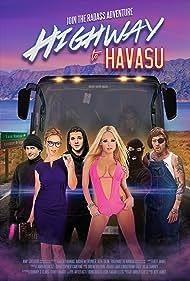Saif Xnaydra, Amber Goetz, Jesse Jane, Caleb Thomas, Ben Edlin, Andrew Fromer, and Johnny 3 Tears in Highway to Havasu (2017)