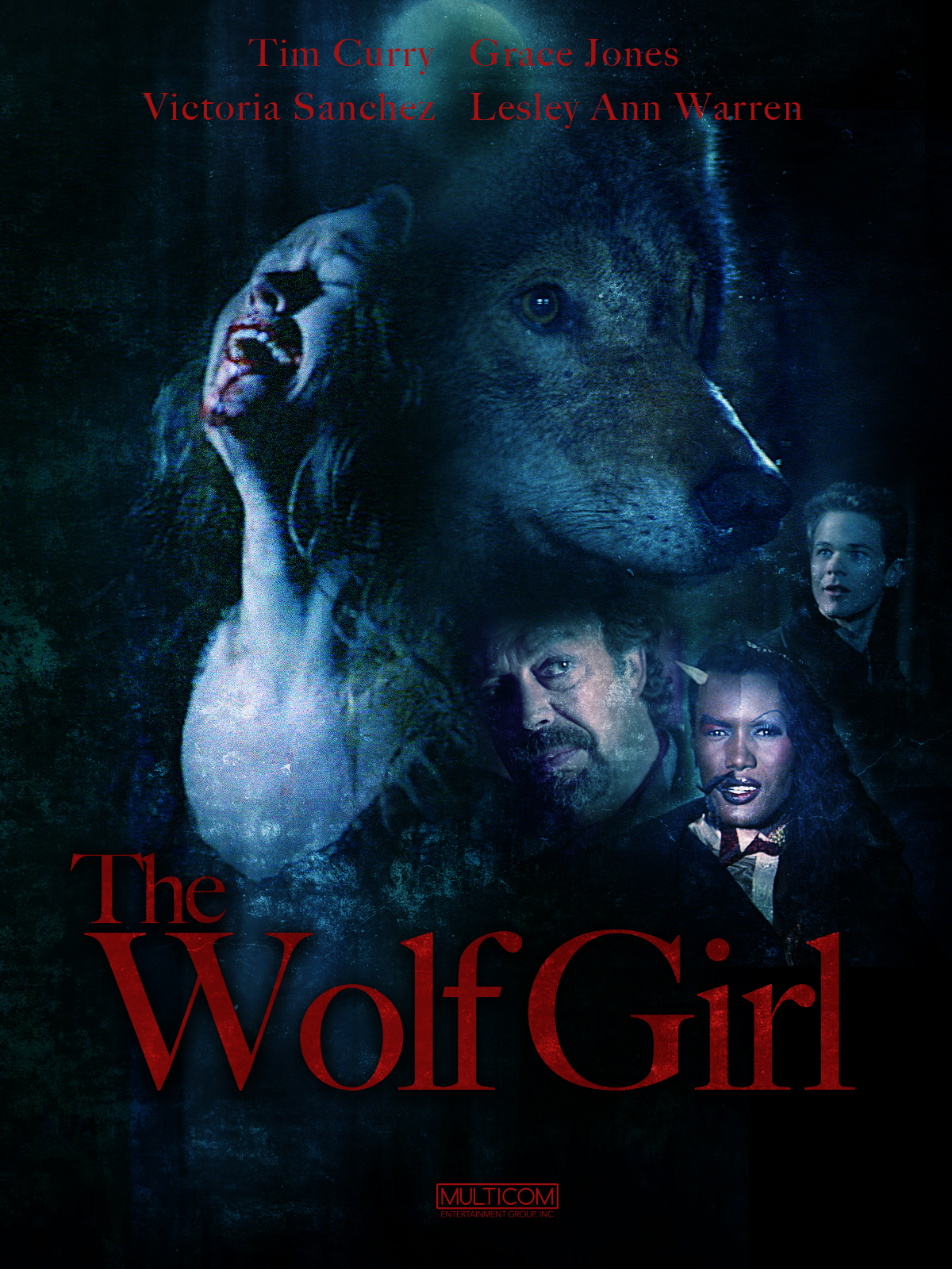 Wolf Girl Tv Movie 2001 Imdb