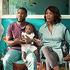 Alfre Woodard, Kevin Hart, and Melody Hurd in Fatherhood (2021)