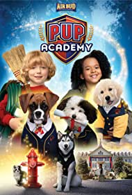 Christian Convery and Aria Birch in Pup Academy (2019)