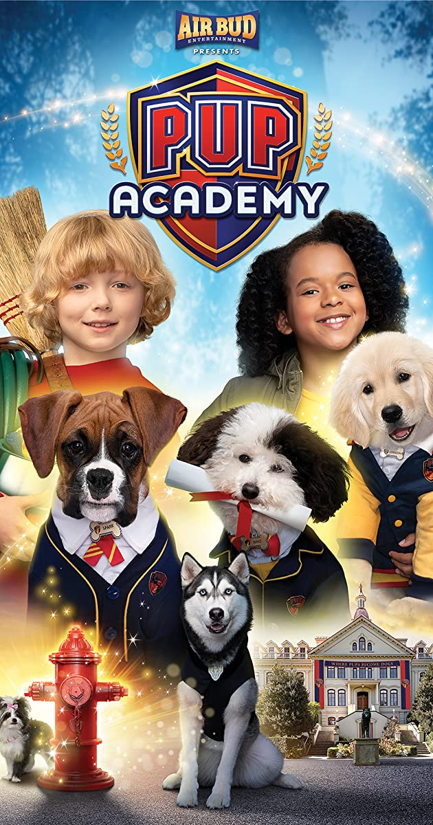 Download Pup Academy or watch streaming online complete episodes of  Season 1 in HD 720p 1080p using torrent