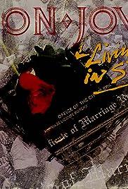 Bon Jovi: Living in Sin Poster