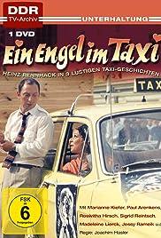 Ein Engel im Taxi Poster