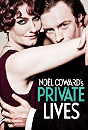 Noel Coward's Private Lives Poster