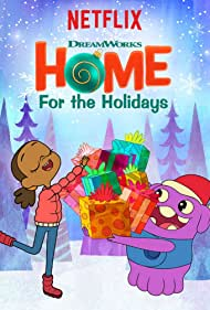 Rachel Crow and Mark Whitten in Home: For the Holidays (2017)