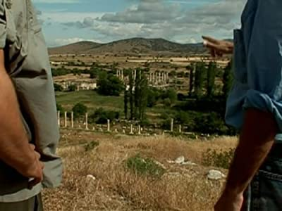Watching a 3d movie Lost City of Aphrodite [2160p]