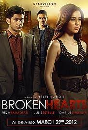 Brokenhearts Poster