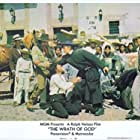 Robert Mitchum and Ken Hutchison in The Wrath of God (1972)