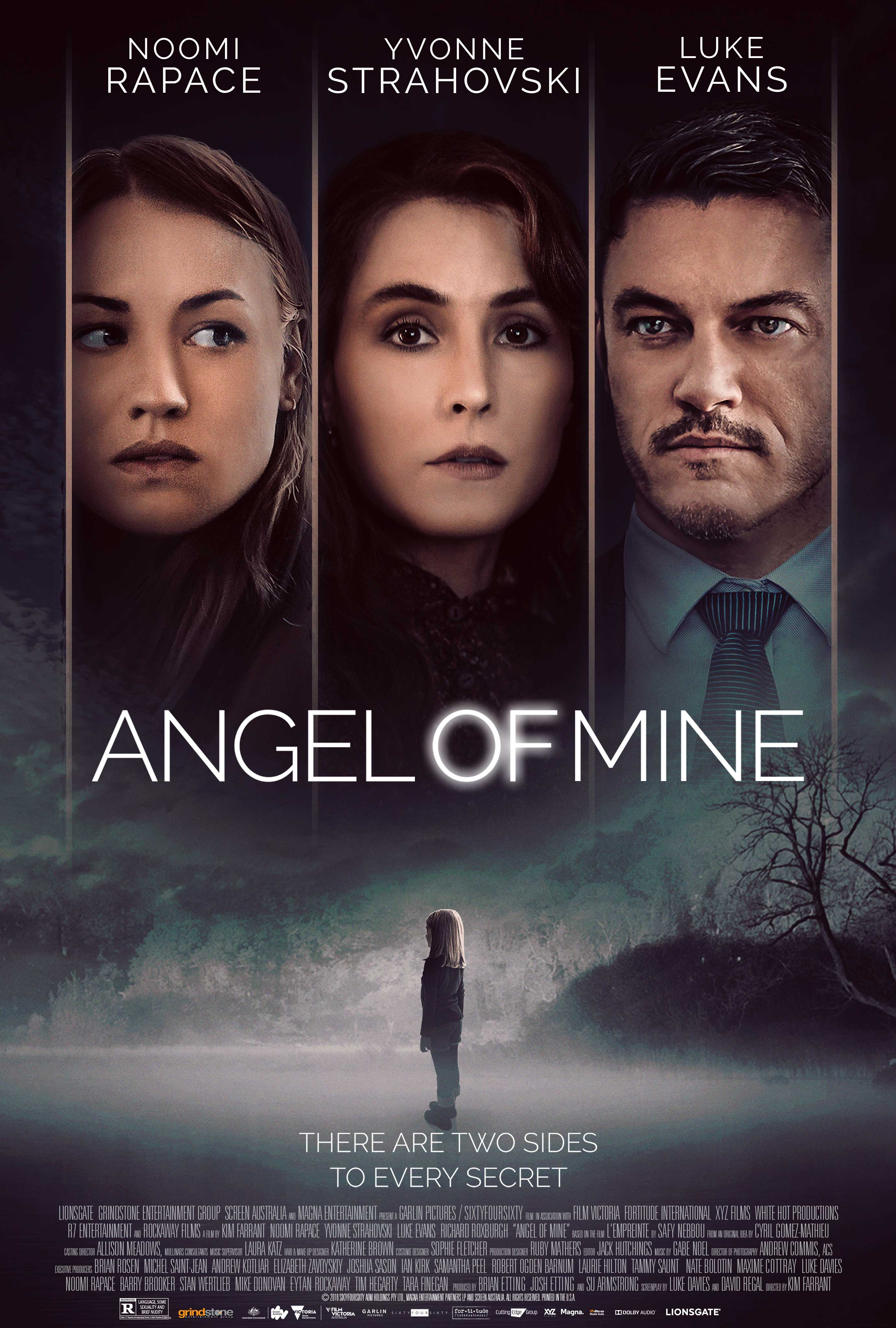 Mano Angelas (2019) / Angel of Mine