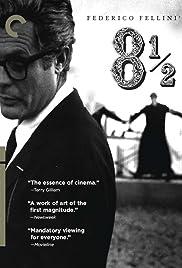 Terry Gilliam on Federico Fellini's 8½ Poster