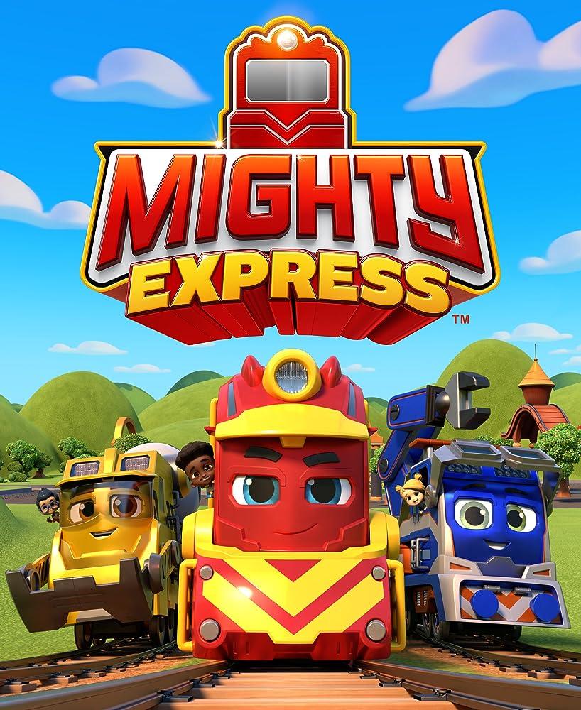 Mighty Express | awwrated | 你的 Netflix 避雷好幫手!