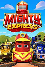 Mighty Express Poster