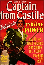 Captain from Castile (1947) Poster - Movie Forum, Cast, Reviews