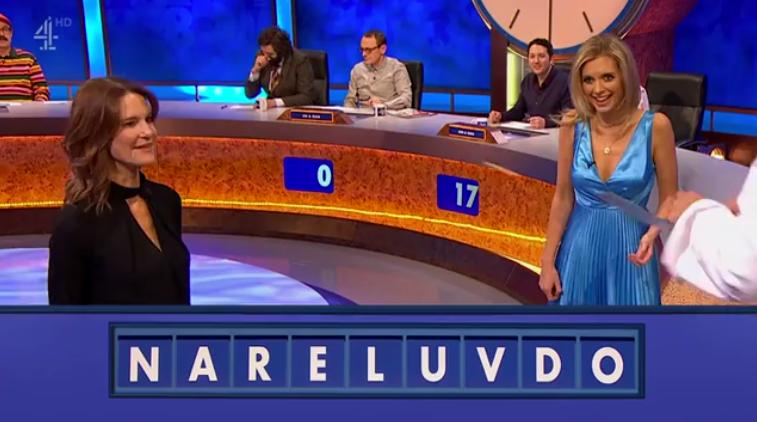8 Out Of 10 Cats Does Countdown 2012