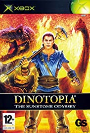 Dinotopia: The Sunstone Odyssey Poster